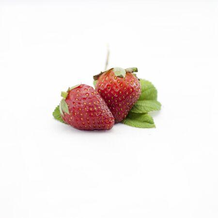strawberry fruit food Stock Photo - 12982289