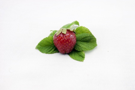 free stock images: strawberry fruit food