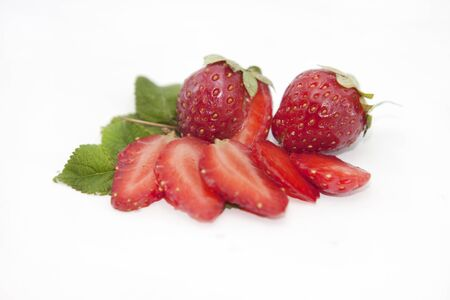 strawberry fruit food photo