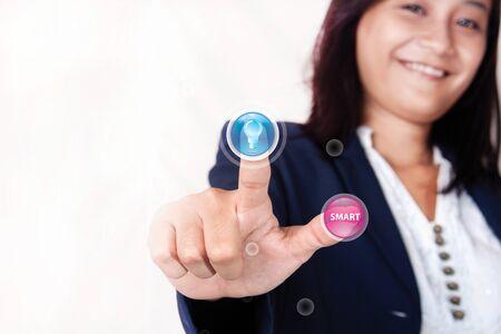 female hand business Stock Photo - 13114011
