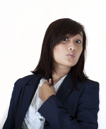 women business leadership Stock Photo - 13113982