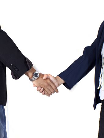 business partnership Stock Photo - 13045693