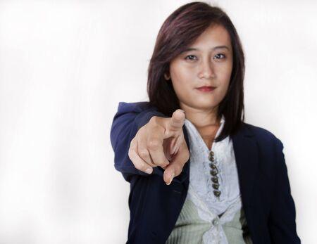 women business leadership Stock Photo - 13114087