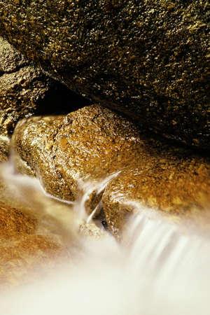flowing water: flowing water