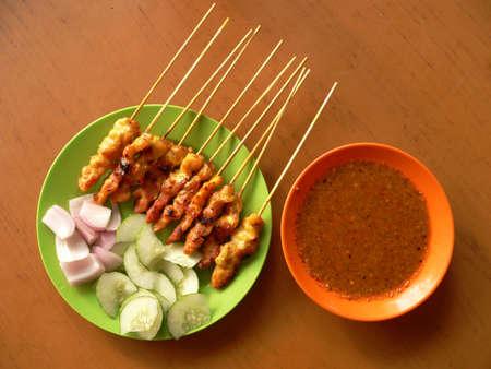 malay food: satay01