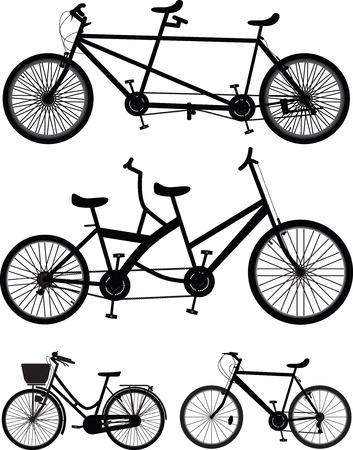 bike Illusztráció
