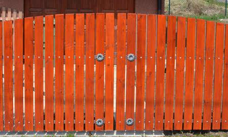 garage: gate garage