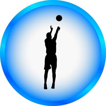 basketball dunk: basketball player