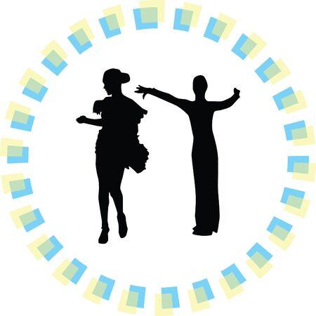 sensual: dance people
