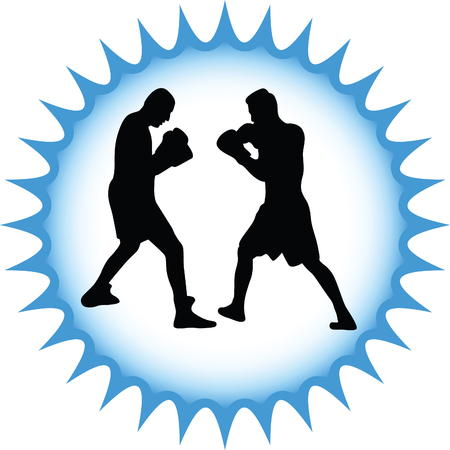 boxing ring: boxing