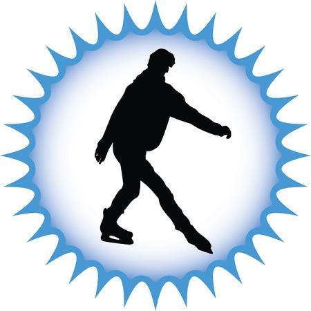 figure skating: ice skating