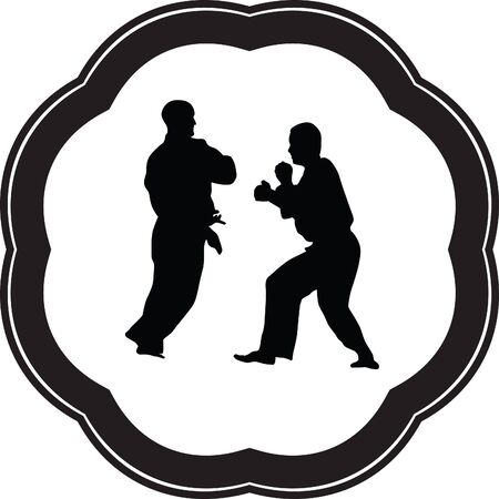 martial: judo martial art