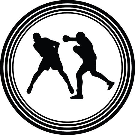 boxing match: boxing