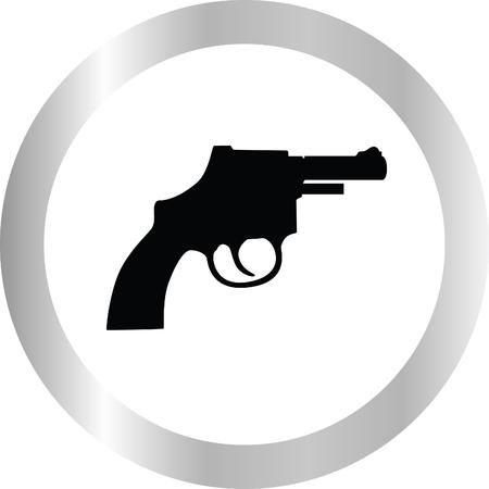 violence and trigger: gun