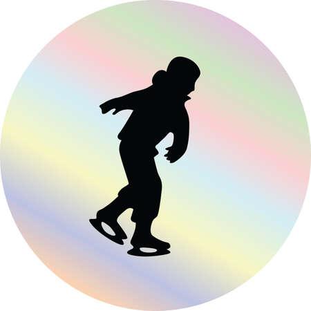 ice: ice skating