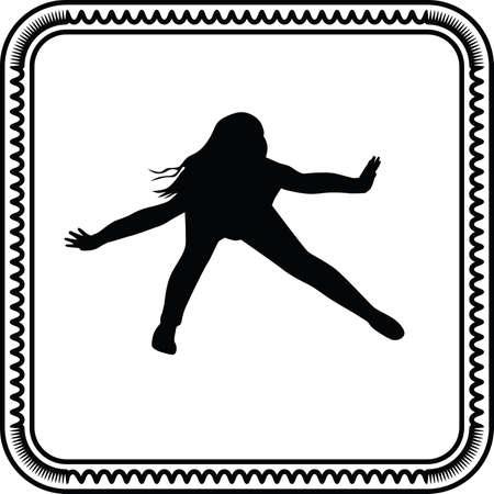 street dance: street dance Illustration