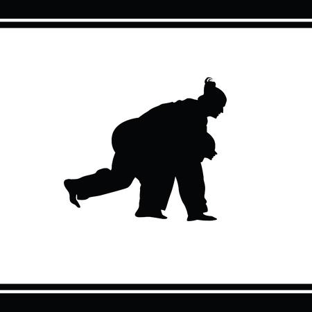 kata: judo martial art
