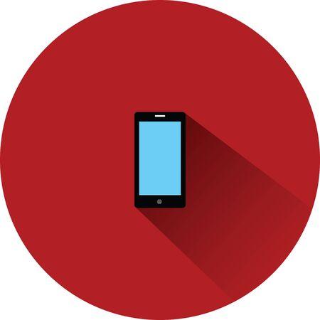 phone: mobile phone Illustration