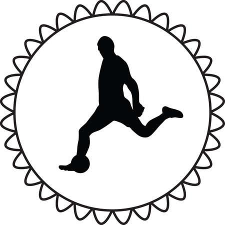 jugadores de futbol: jugador de fútbol