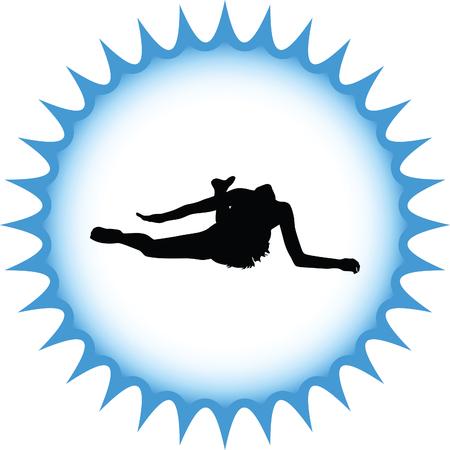 parter: rhythmic gymnastics