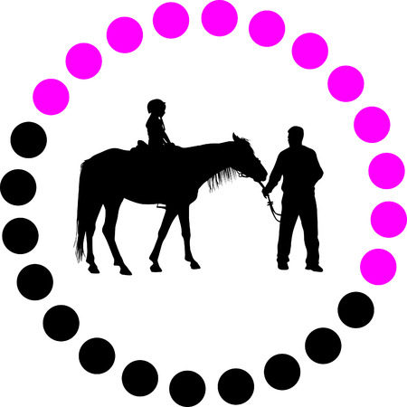 hippodrome: horse riding school
