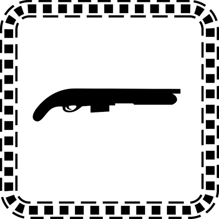 shotgun: shotgun Illustration