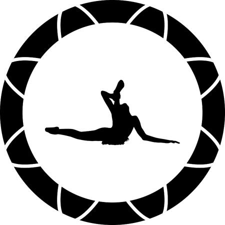 rhythmic: rhythmic gymnastics