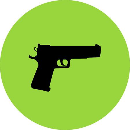 automatic rifle: gun
