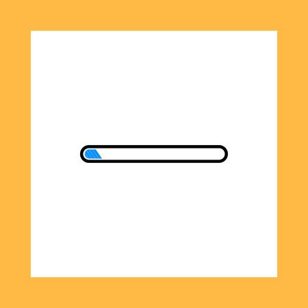 progress bar: progress bar