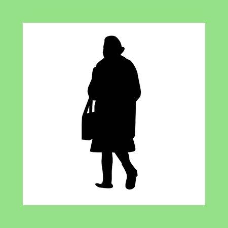 people: people walk Illustration