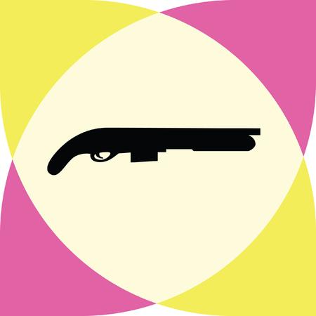 shotgun: shotgun Illustration
