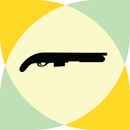 shotgun Illustration