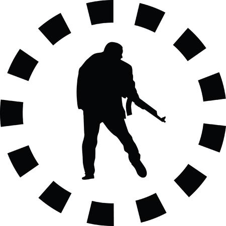 suicidal: terrorist