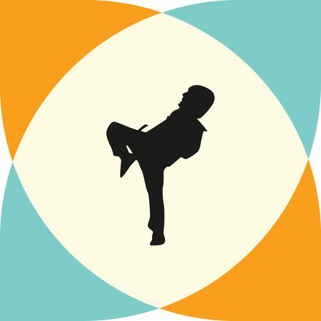 sidekick: taekwondo