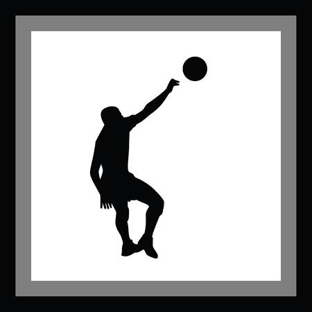 ballgame: volleyball