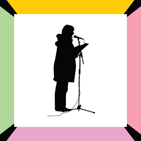 audition: interview Illustration