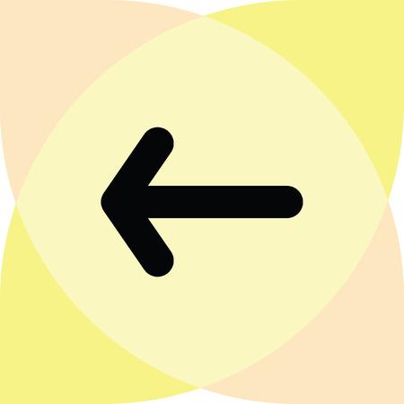 arrow left Ilustrace