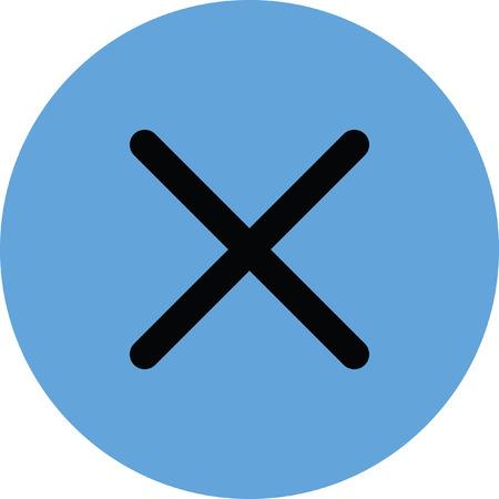 interruption: stop load icon