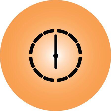 cronometro: stopwatch timer flat icon