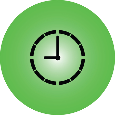 cronometro: cronómetro icono plana