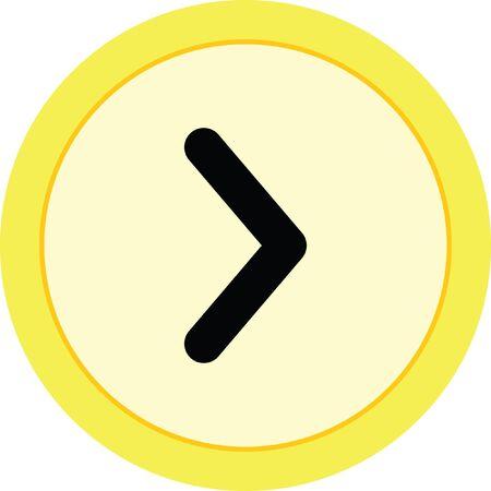 redo: right arrow vector icon