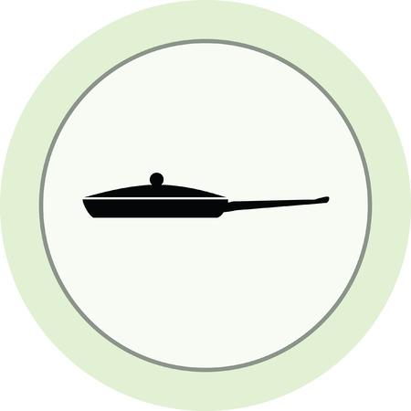 saute: pan icon