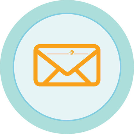 email: Email icon Illustration