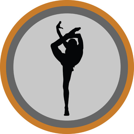 rhythmic gymnastics with ball