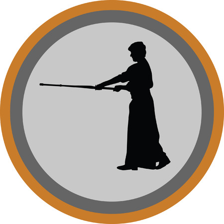 141 Kendo Uniform Stock Vector Illustration And Royalty Free Kendo ...