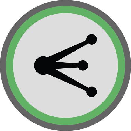 share internet icon