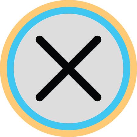 interrupt: stop load icon