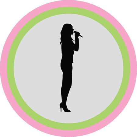 singer woman