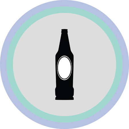 Flasche Symbol