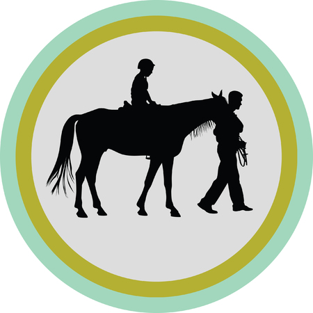 hippodrome: horse riding school